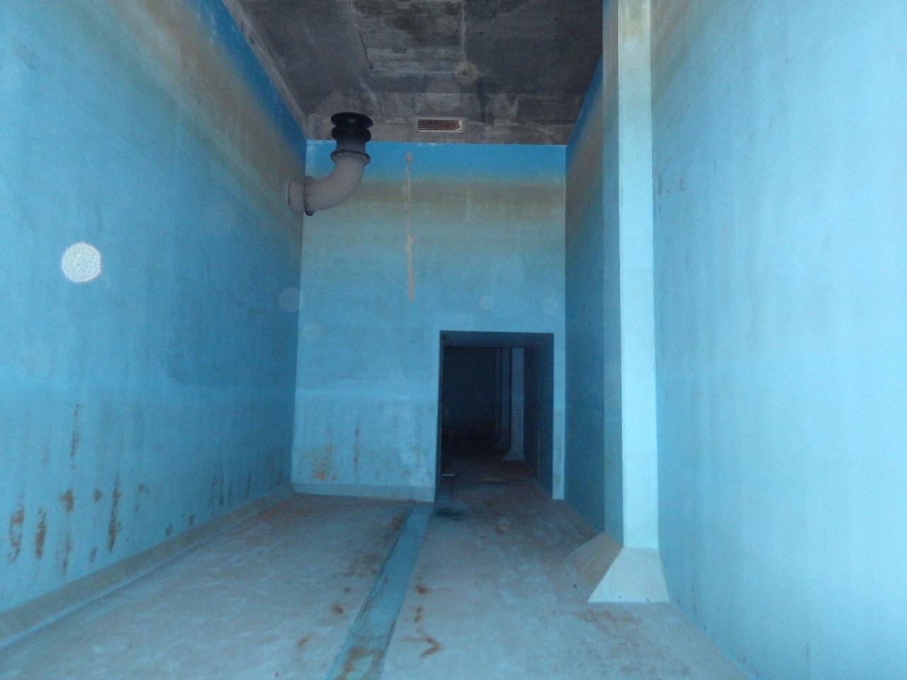 可児市役所 中区配水場耐震補強修繕その2工事 着手前
