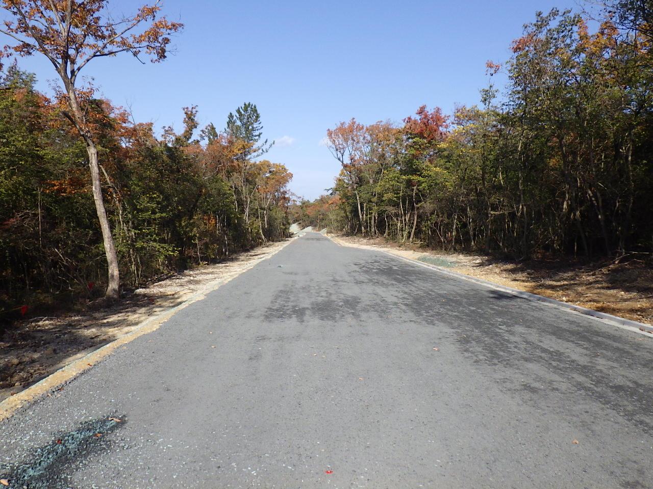 可児市役所 中央新幹線関連 大森非常口管理用道路新設工事